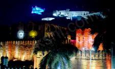 TS Govt Grand Dinner at Golconda Fort for GES Delegates - Sakshi