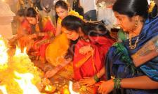 karthika pournami celebrations - Sakshi