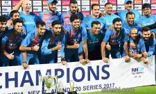 India vs New Zealands Twenty20 in Thiruvananthapuram - Sakshi