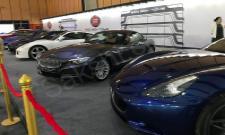 Hyderabad International Auto Show 2017 at Hitex - Sakshi