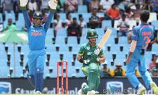 india won 9 wickets against south africa - Sakshi