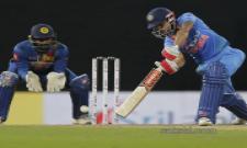 India Beat Sri Lanka by 6 Wickets in Nidahas Trophy - Sakshi
