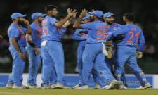 India Beat Bangladesh By 17 Runs to Enter Final - Sakshi