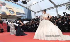 Sonam Kapoor at Cannes Film Festival 2018 - Sakshi