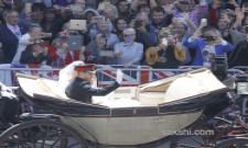 Britain Royal Wedding - Sakshi