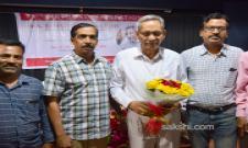 senior journalist ramachandra murthy 70th birthday celebrations - Sakshi