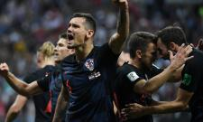 FIFA World Cup 2018 Croatia and England Photo Gallery - Sakshi