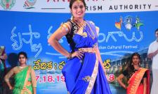 Traditional Fashion Show IN Guntur Photo Gallery - Sakshi
