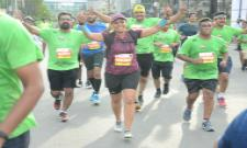 Airtel Hyderabad Marathon 2018 Photo Gallery - Sakshi