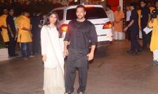 Ganesh Chaturthi Party at Mukesh Ambani House Photo Gallery - Sakshi