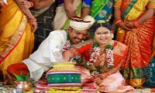 Anchor Chitralekha Marriage Photo Gallery  - Sakshi