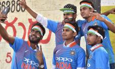 India vs West Indies Second Test Match Photo Gallery in Hyderabad - Sakshi