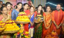 bathukamma celebrations Photo Gallery - Sakshi