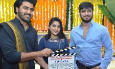 Swaasa Movie Launch Photos Photo Gallery - Sakshi