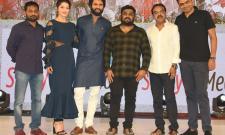 NOTA Public Meet Hyderabad Stills - Sakshi