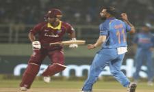 India Vs West Indies Vizag Odi Ends As Tie - Sakshi