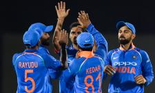 India VS West Indies 4th ODI Photo Gallery at Mumbai - Sakshi