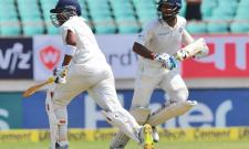 India Vs West Indies First Test Match Cricket in Rajkot Photo Gallery - Sakshi