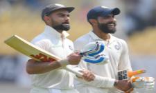 Kohli and Jadeja rack up tons as India declare on 649 - Sakshi