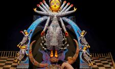 Navaratri 2018: People Gear Up to Celebrate Durga Puja Festival - Sakshi