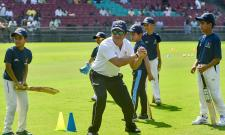 Sachin Tendulkar Middlesex Global Academy in Mumbai Photo Gallery - Sakshi
