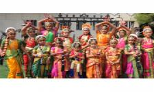 Ravindra bharathi childrens dance program Photo gallery - Sakshi