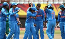 Womens World T20 2018 INDvsPAK Photo Gallery - Sakshi