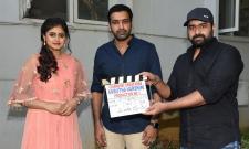 Amrutha Varshini Movie Opening Stills - Sakshi
