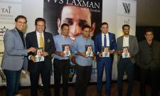 VVS Laxman Book launch Photo Gallery - Sakshi