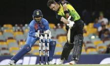 Australia vs India First T20 Match Photo Gallery - Sakshi