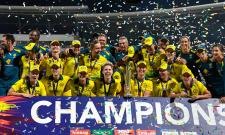 Women's World T20 Final Australia Beat England by 8 Wickets Photo Gallery - Sakshi