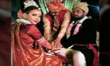 swetha basu marriage photo Gallery - Sakshi