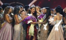 Philippines' Catriona Elisa Gray Crowned Miss Universe 2018 Photo Gallery - Sakshi