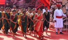Kangana Ranaut Manikarnika Trailer launch Photo Gallery - Sakshi