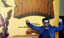 SIMMBA trailer launch photo gallery - Sakshi