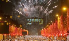 New Year 2019 celebrations Around the world Photo Gallery - Sakshi