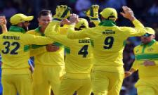 Australia won first one day match with india - Sakshi