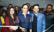 Badminton Players Saina Nehwal and Parupalli Kashyap Photo Gallery - Sakshi