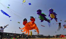 Telangana Kites festival 2019 Photo Gallery - Sakshi