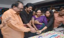 Prabhas at Krishnamraju Birthday Celebrations Photo Gallery - Sakshi