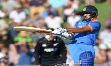 India won first one day match with newzealand photo Gallery - Sakshi