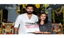 Varun Tej New Movie Valmiki Launch Photo Gallery - Sakshi