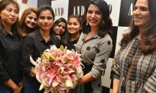 Samantha Launches AND Store Banjara Hills Photo Gallery - Sakshi