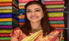 Kajal Aggarwal Maangalya Shopping Mall Launch - Sakshi