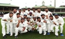 India register maiden Test series victory in Australia Photo Gallery - Sakshi