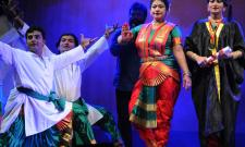 Martial arts Dance in Ravindra Bharathi Auditorium - Sakshi