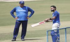 India Australia practice at the nets Photo Gallery - Sakshi