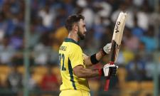 Maxwell stars as Australia beat India by seven wickets, win series 2-0 Photo Gallery - Sakshi