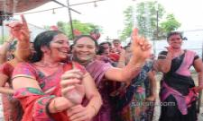 holi celebrations - Sakshi