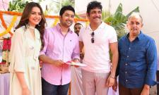 Nagarjuna Manmadhudu 2 launched Photo Gallery - Sakshi